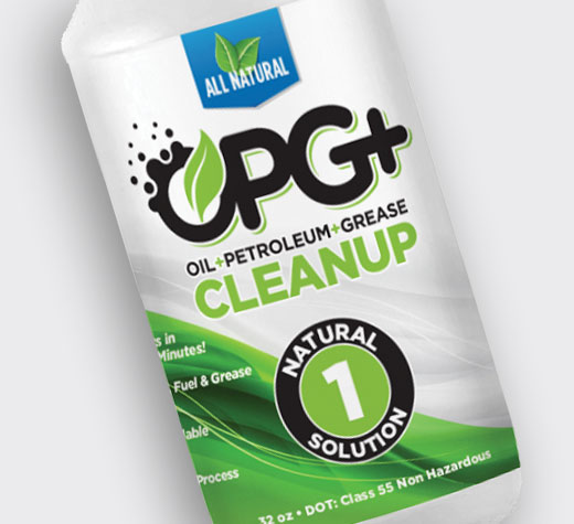 OPG+ 1 Cleanup Solution Product