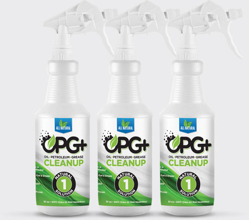 OPG+ 1 Cleanup Solution Products