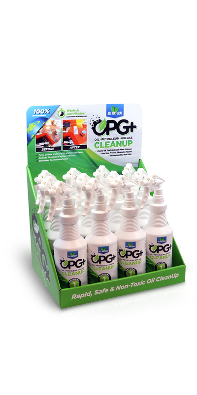 Photo of Retail Display for OPG+ 12 Pack