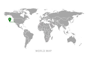 California Bioremediation Map graphic