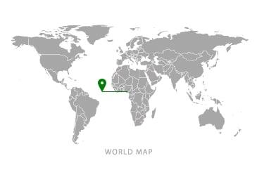 Nigeria Bioremediation Map graphic