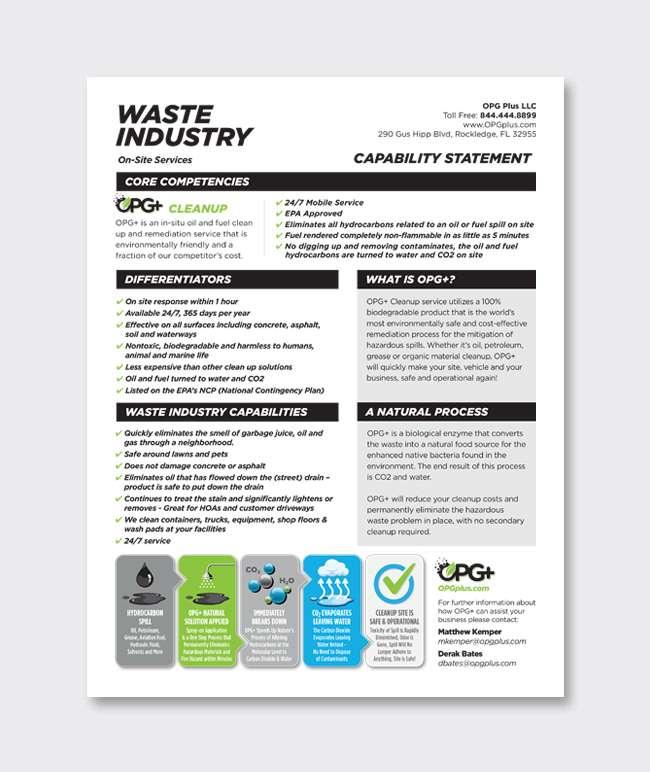 OPG+ Info Sheet