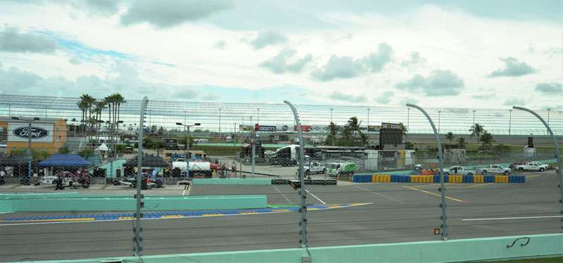 OPG+ Quick Response Team at Daytona International Speedway