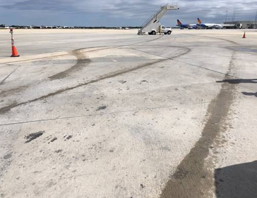 Aviation Fuel Spill photo